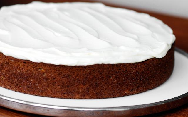 Банановый пирог на кефире рецепт с фото