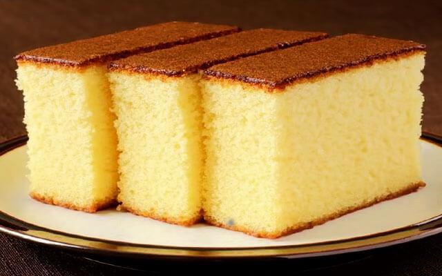 Бисквит для торта: рецепт с фото