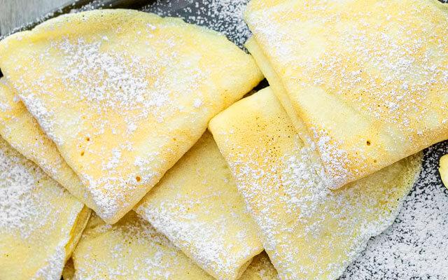Что добавить в тесто для блинов