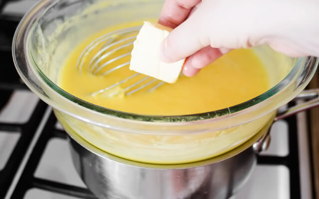 Лимонный курд на желтках классический рецепт с фото