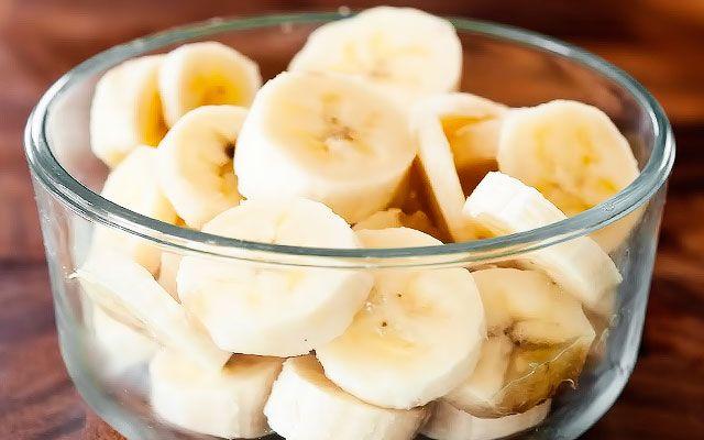 Банановое мороженое пошаговый рецепт