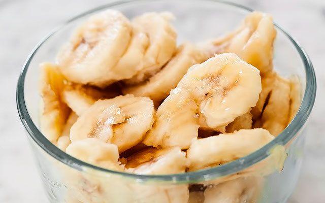 Как сделать банановое мороженое в домашних условиях