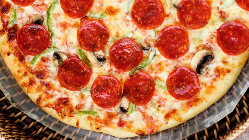 Начинка для пиццы: рецепты с фото