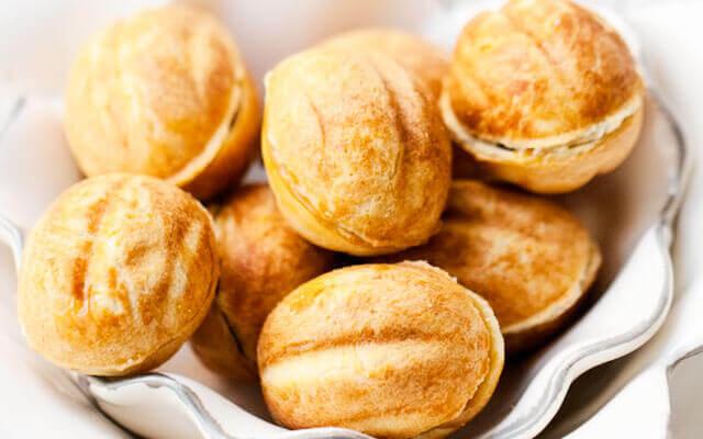 печенье орешки со сгущёнкой рецепт как в детстве как раньше