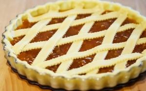 как сделать решётку для открытого пирога