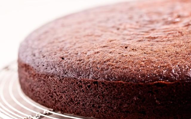постный шоколадный кекс рецепт с фото