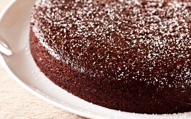 Шоколадный кекс рецепт с фото
