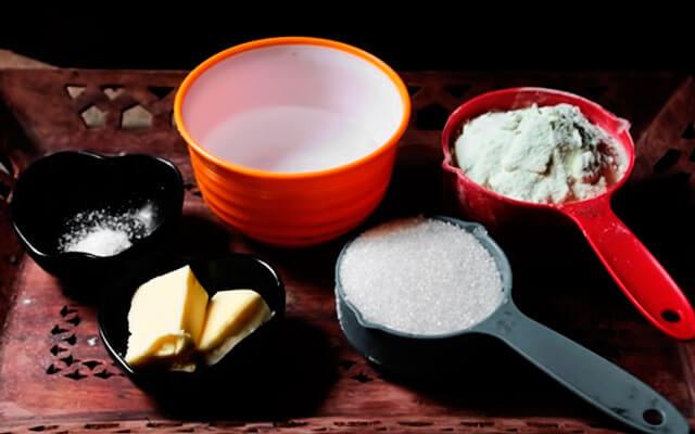 Подготовим ингредиенты