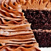 шоколадный очень простой торт рецепт с фото