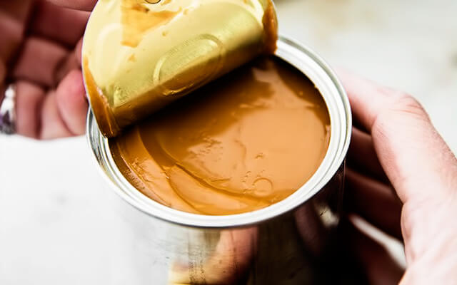 сколько по времени варить сгущённое молоко до коричневого цвета
