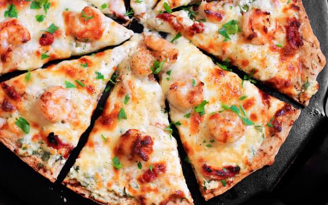 пицца без помидор