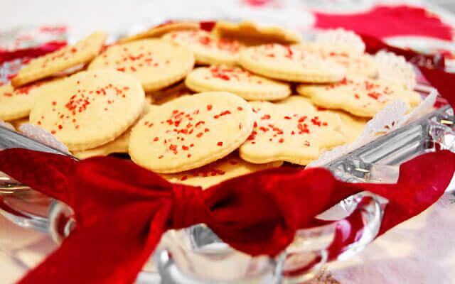 Песочное тесто для печенья