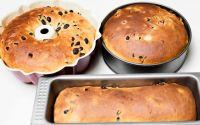 выпекаем куличики в духовке в формочках до готовности