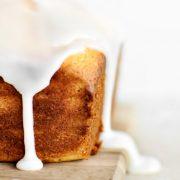 Сахарная глазурь для кексов и куличей