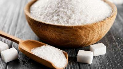 Сколько грамм сахара в стакане