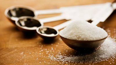 Сколько сахара в столовой ложке и чайной
