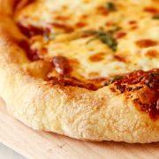 дрожжевое тесто для пиццы пошаговый рецепт с фото