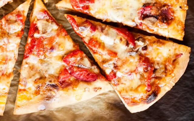 тесто для пиццы на сметане