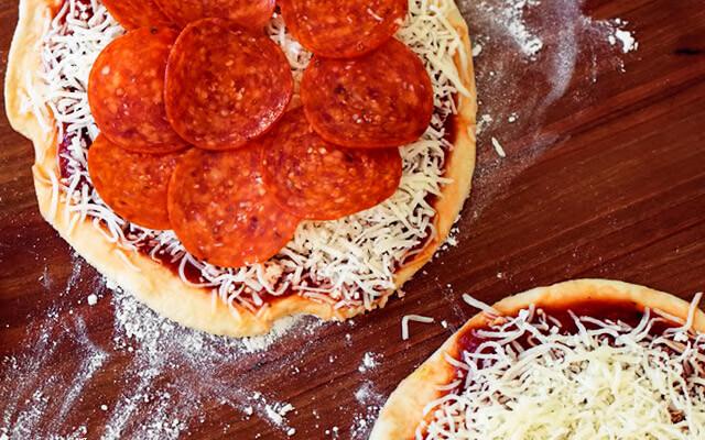 тесто для пиццы быстрое и вкусное