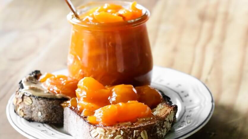 Варенье из абрикосов дольками без косточек